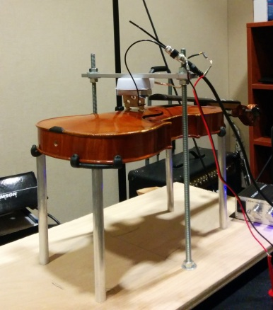 Surrogate Soundboards - Senior Project in Applied Physics