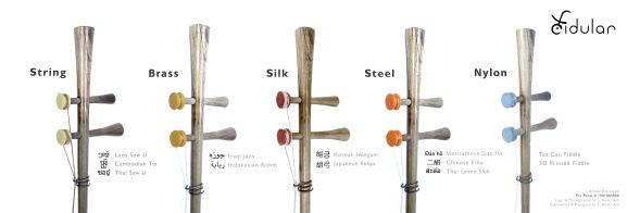 6 Strings fidular